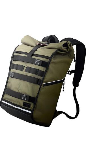 Shimano Tokyo Backpack 23 L dark olive